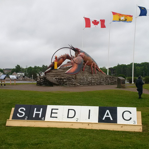 Shediac Giant Lobster